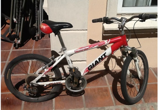 Bicicleta Giant Niños R.20
