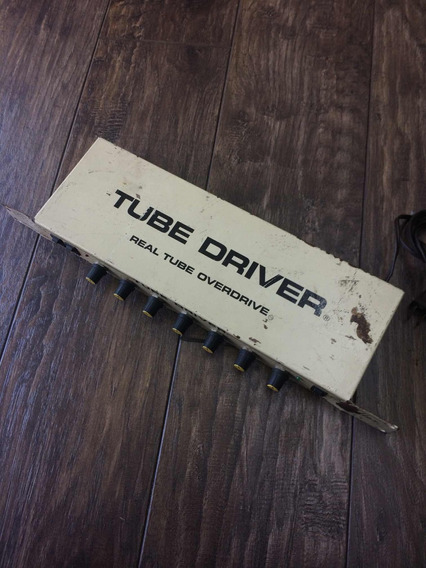 Chandler Tube Drive Rack