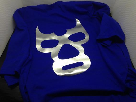 Playera Blue Demon