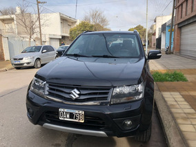 Suzuki Grand Vitara 2.4 Jlx-l 4wd 4at 2014