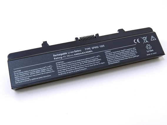 Bateria Dell Inspiron 1525 1545 Rn873 X284g Gp952 Gw240 11.1