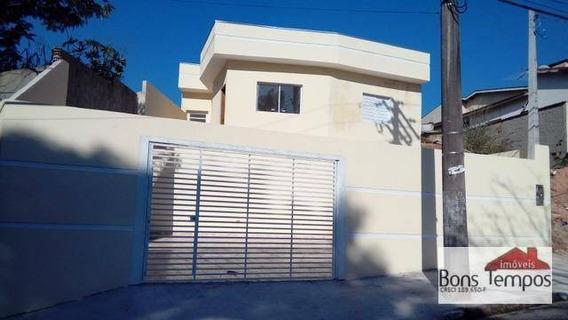 Casa Residencial À Venda, Vila Caputera, Mogi Das Cruzes. - Ca0344