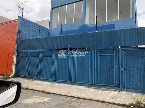 Aluguel Prédio Até 1.000 M2 Jardim Maria Helena Guarulhos R$ 3.500,00 - 36986a