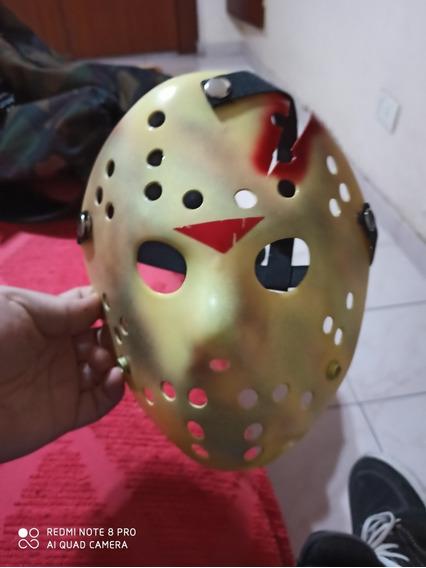 Máscara Jason Tamaño Real