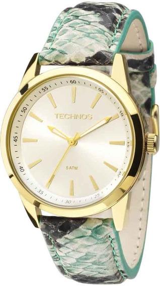 Relógio Technos Feminino Fashion 2035mcs/2k