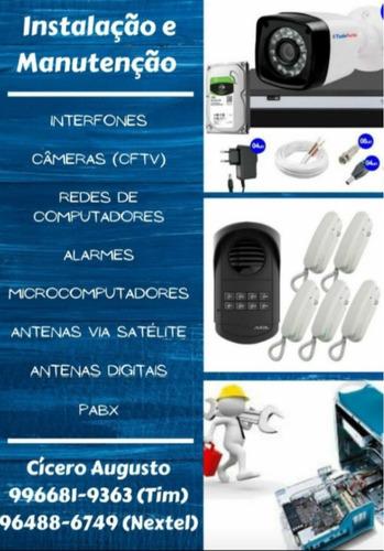 Imagem 1 de 1 de Segurança Eletrônica