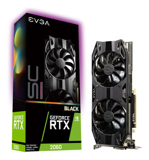 Tarjeta Video Grafica Rtx2060 Evga Gamer Diginet