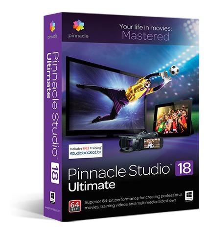 Studio Pinmacle V18 Ultimate Multi-idioma+plugins+addons!
