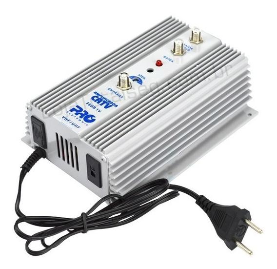 Amplificador Antena Digital Profissional Pqap-6350 Proeletro