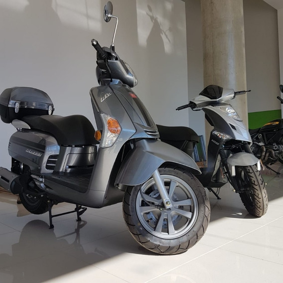 Kymco Like 200i 0km 2019 Marrocchi