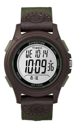 Reloj Timex Hombre Verde Tw4b10000