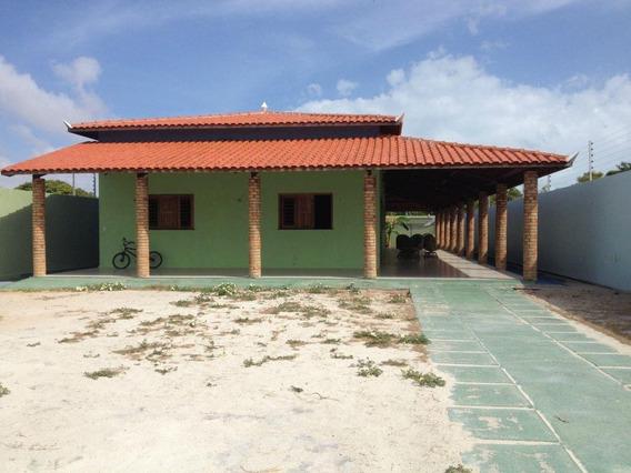 Casa Residencial À Venda, Beberibe. - Ca0263