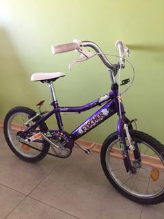 Bicicleta Nena En Muy Buen Estado!!!!!!