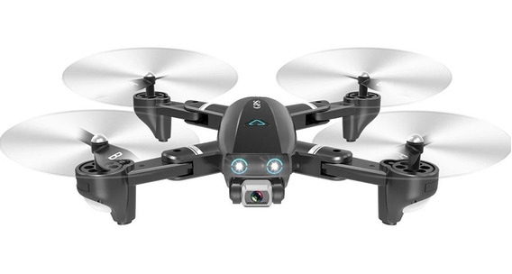 Drone S167 Câmera 4k Gps + Bolsa 500mts 18min + 2 Baterias