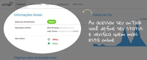 Chat Online - Atendimento Online - Ontalk!!!!!