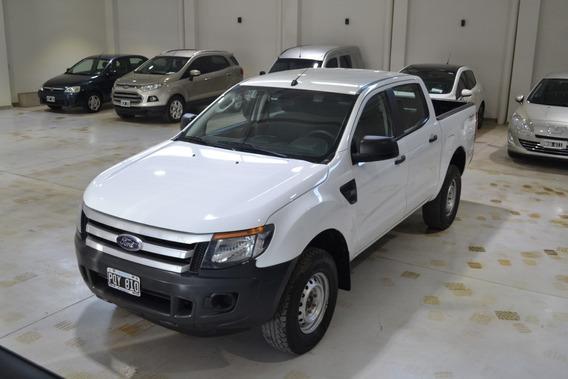 Ford Nueva Ranger 2.2 Tdci C/doble 6mt 4x4 Xl Safety (l12)