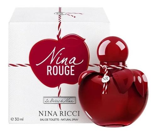 Nina Rouge Eat 50 Ml. Original En Su Caja!