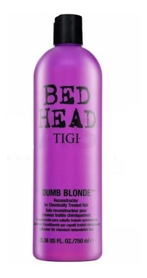 Tigi Bed Head Dumb Blonde 750 Acondicionador Mechas Reflejos