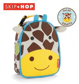 Lancheira Térmica Skip Hop ® Zoo Girafa Pronta Entrega