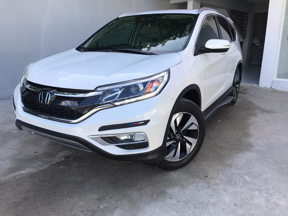 Honda Cr-v Turing 4x4 Full