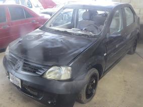 Chocados Renault Logan