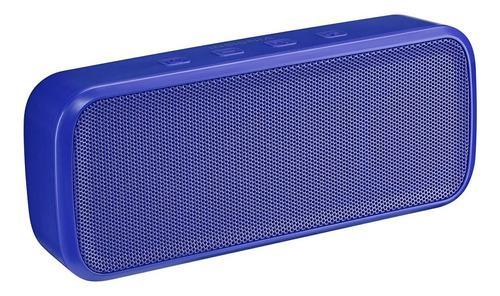 Parlante Portatil Insignia Bluetooth Azul Fact A-b