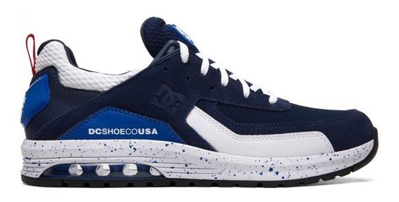 Zapatillas Dc Vandium Se (azules)