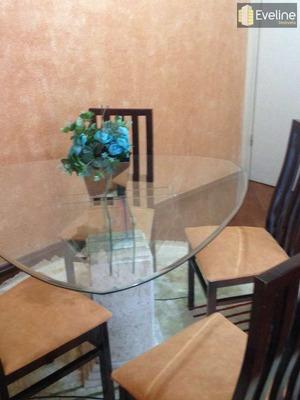 Flora Iii - Mogilar - Apartamento Para Locação - 2 Dms - 56m² - A922