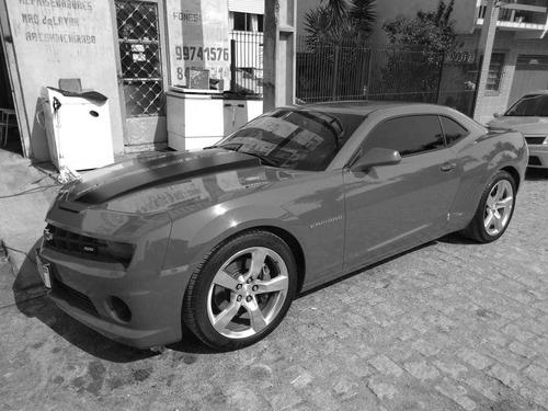 Imagem 1 de 8 de Chevrolet Camaro 2011 6.2 V8 Ss 2p
