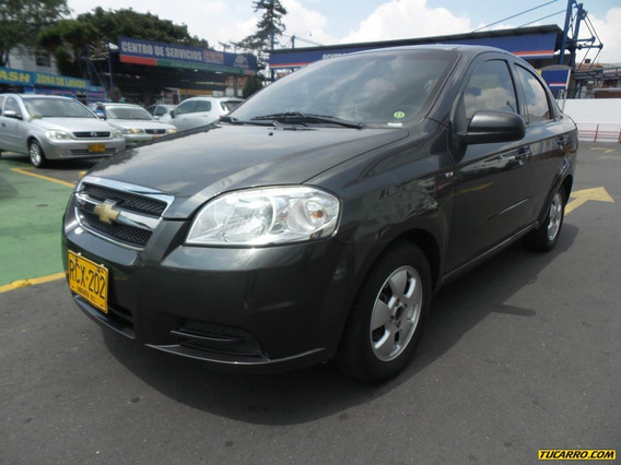 Chevrolet Aveo Emotion 1600c