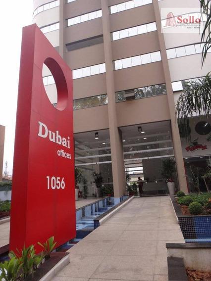 Sala Comercial Edifício Dubai Office - Gopoúva - Guarulhos/sp - Sa0006