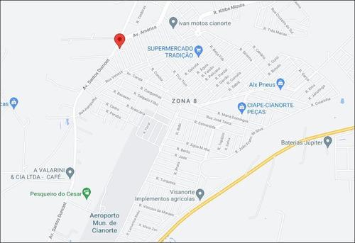 Imagem 1 de 3 de Galpão À Venda, 433 M² Por R$ 351.238,80 - Jardim Vale Verde - Cianorte/pr - Ga0028