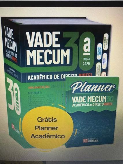 Vademecum Acadêmico Rideel 29ªed 2º Semestre 2019+brinde