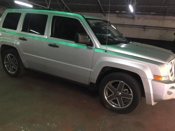 Jeep Patriot 2.4 Sport 4x2 At Automatica