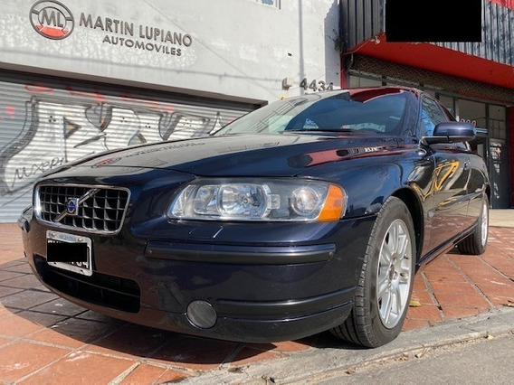 Volvo S60 2.4 D5 At 2006 Impecable Unica Mano Vtv Diesel