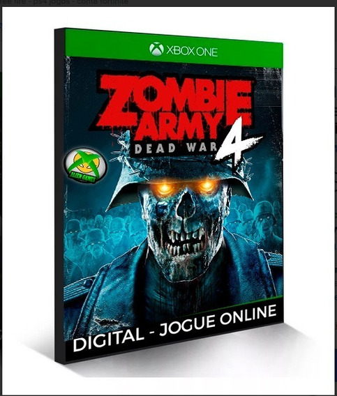 Zombie Army 4 Dead War Super Deluxeedition X Box One Digital