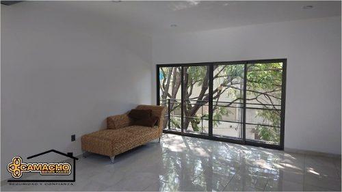 Penthouse En Renta, Colonia Alamos, 2 Recámaras. Odd-0215