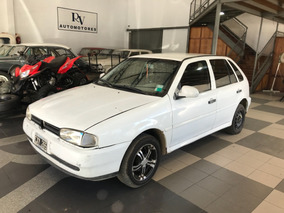 Autos Volkswagen Gol 1.9 Sd Base Tomo Moto 100% Financiado