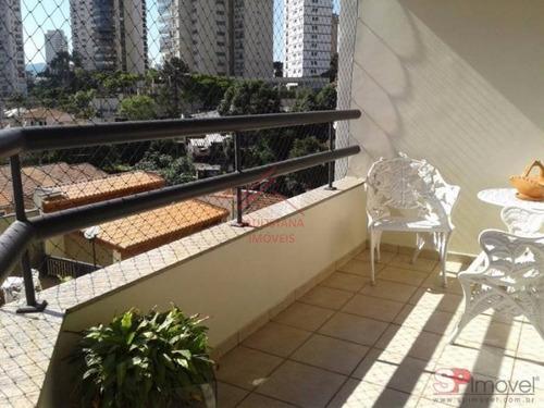 Apartamento Em Condomínio Padrão Para Venda No Bairro Santana, 3 Dorm, 3 Suíte, 3 Vagas, 102 M². - 111