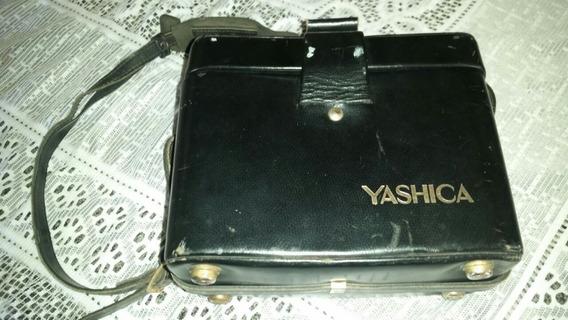 Yashica Super-50 Filmadora Super 8 Com Case E Manual