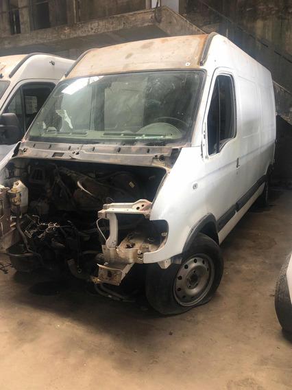 Renault Master 2.8 Larga Y Alta No Chocada Con Faltantes