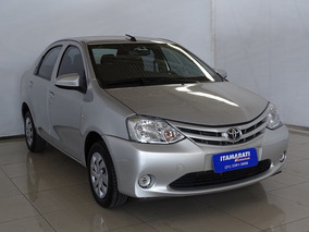 Toyota Etios 1.5 X Sedan 16v Flex 4p Manual (2483)