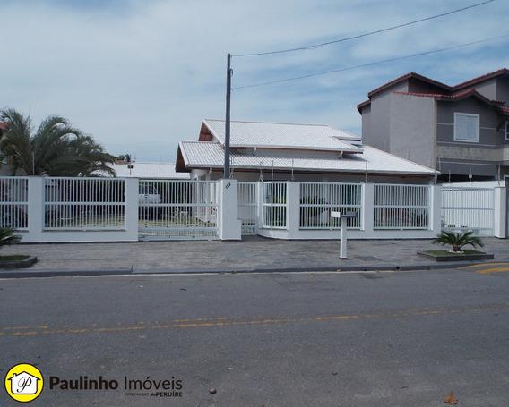 Casa Em Peruíbe, Casa No Litoral, Casa Próximo A Praia, Casa Na Praia, - Ca02680 - 4870396
