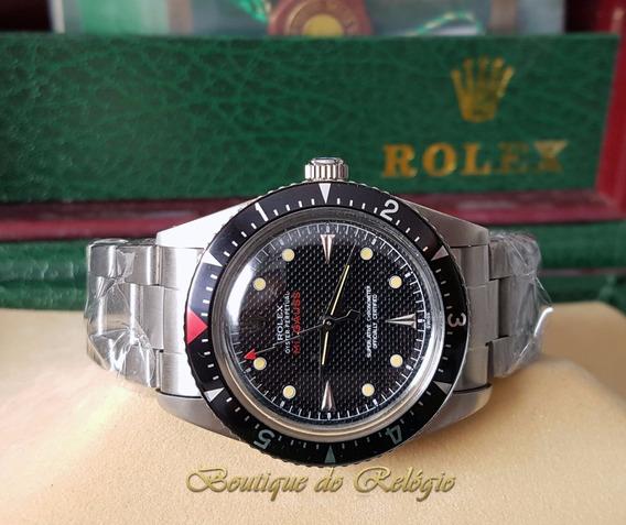 Relógio Eta - A2824 Modelo Milgauss Vintage