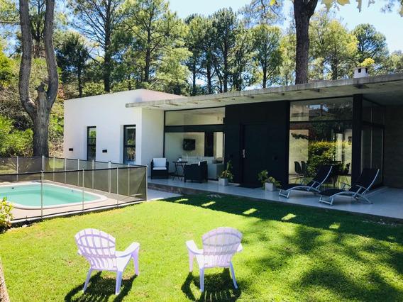 Carilo Casa Moderna Pileta Climatizada Full 2021