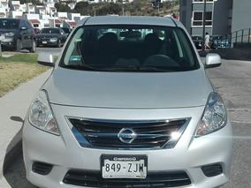 Nissan Versa 1.6 Sense At Sedán 2014