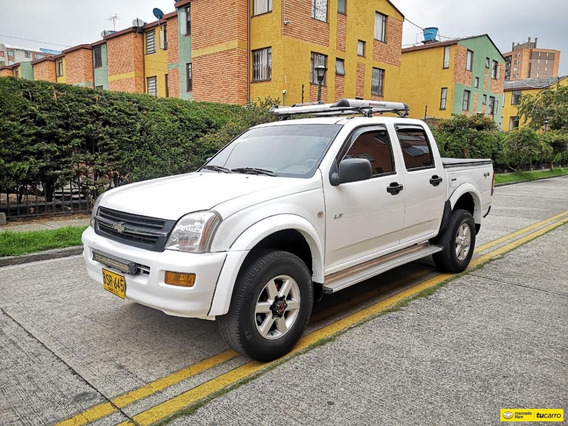 Chevrolet Luv D-max 3.0 Turbo Diesel 4x4