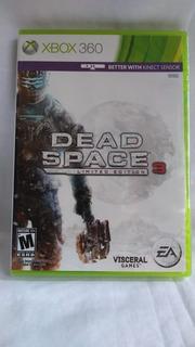Dead Space 3 - Nuevo Y Sellado - Xbox 360