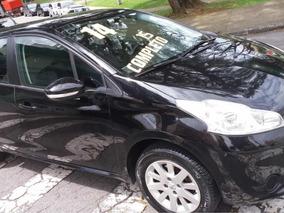 Peugeot 208 1.5 Active Flex 5p 2014 S/ Entrada
