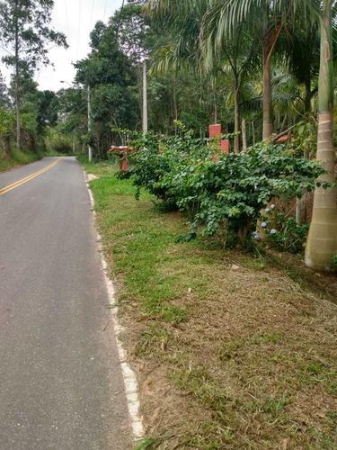 Imagem 1 de 14 de 16- Chácara Na Região De Guararema,com Terra Fértil